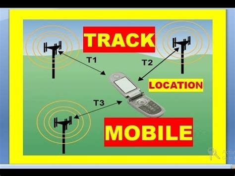 tracking a cell phone location how to track a cell phone or mobile number location for
