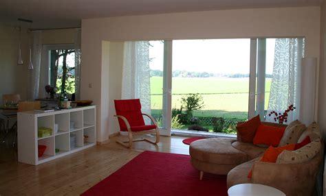 küche esszimmer wohnzimmer in einem raum das ferienhaus