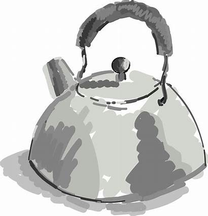 Kettle Tea Transparent Cartoon Clip Svg Clipart