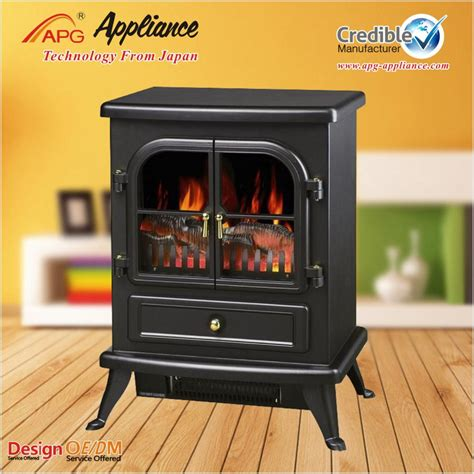 electric fireplace heater china manufacturer