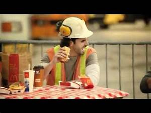 McRib commercial McDonald's - YouTube