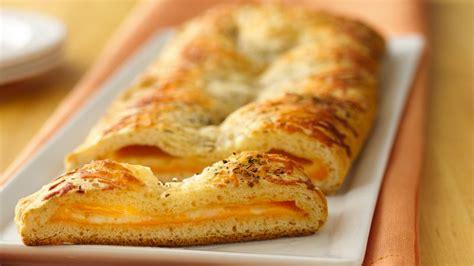 cheese crescent slices recipe pillsburycom