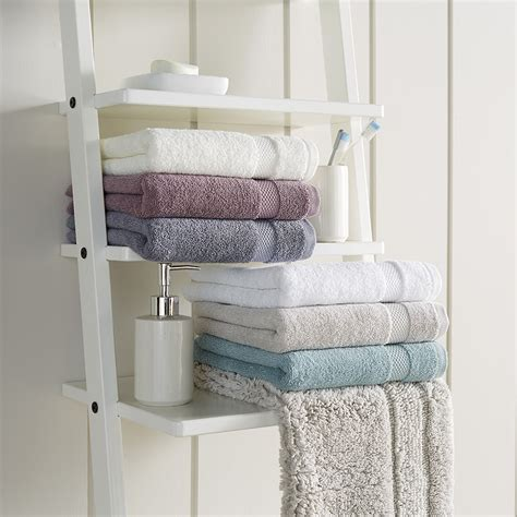 Buy Christy Bamford Towel  Elderberry  Guest Towel Amara