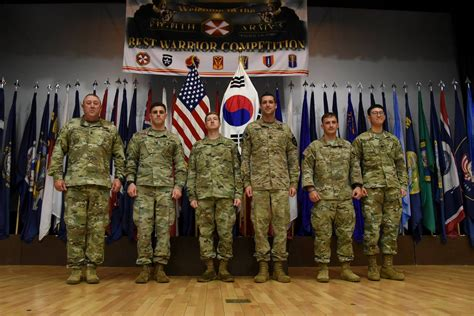 army eighth warrior competition korea winners title sergeant tonight fight soldiers major mil michael south states united forces warriors air