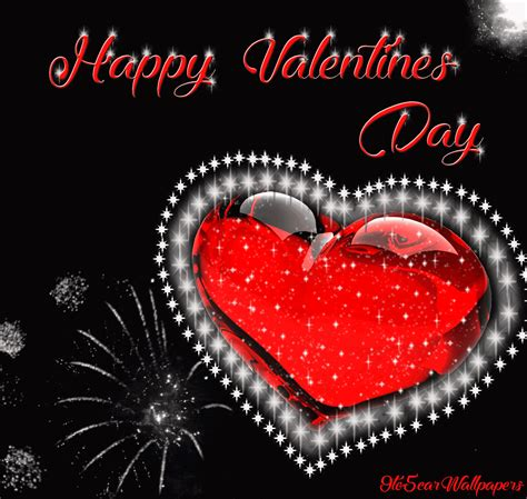 Animated Valentines Day Wallpaper - happy valentines day animated gif