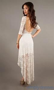 semi formal white dresses With semi formal wedding dresses