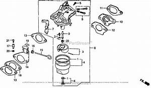 Honda Gx240 Engine Parts Manual