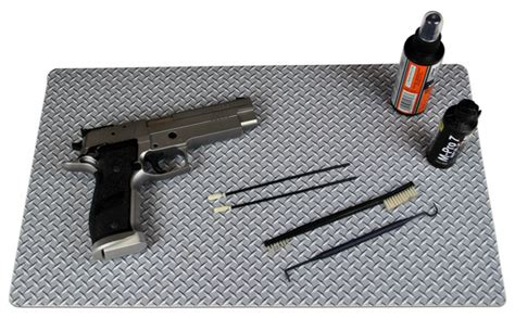 gun cleaning mat gun cleaning pad rpm drymate waterproof products for