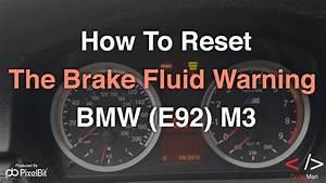 Bmw E90 Warning Lights Reset
