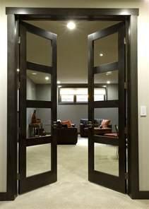 Contemporary Interior French Doors
