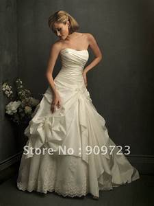 royal train custom made nice bridal dress wedding dresses With nice dresses for weddings