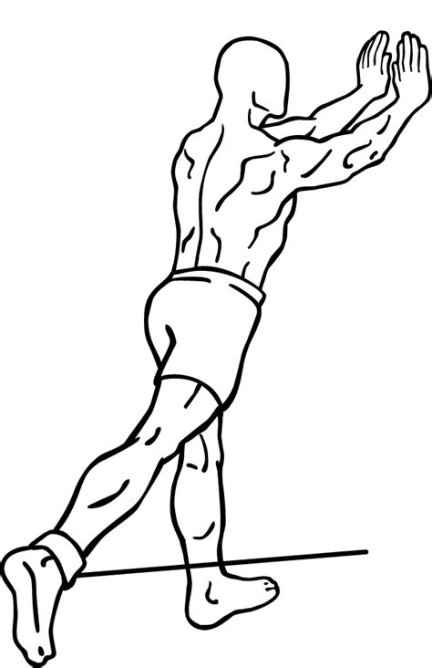 Standing Kickbacks Exercise by Single Leg Kickbacks Work All Your Glute Muscles With