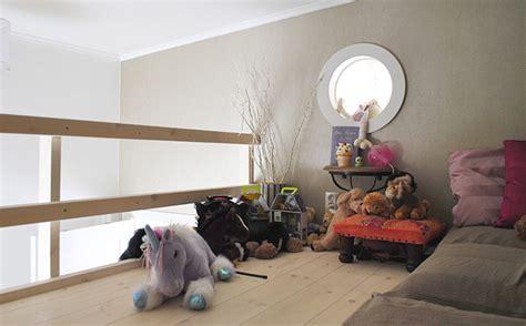 deco chambre mezzanine une mezzanine dans la chambre des enfants shake my