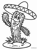 Sombrero Mexican Drawing Coloring Sheet Clipartmag sketch template