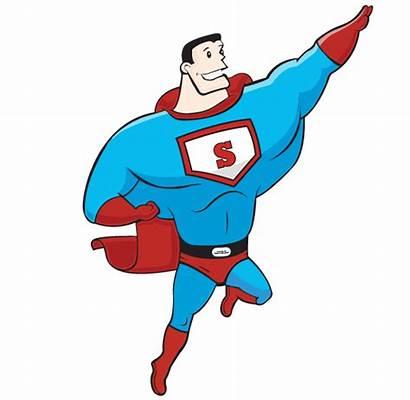 Superhero Vector Clipart Vectors Clip Hero Super