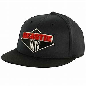 Rockabilia Size Chart Beastie Boys Diamond Logo Baseball Cap Rockabilia Merch