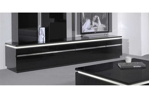 chambre a coucher blanc laque brillant meuble tv 220 cm blanc ou noir brillant trendymobilier com