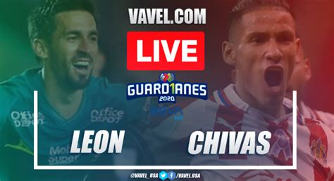Leon vs Chivas Live Score Updates in Liga MX Playoffs | 05 ...