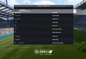 FIFA 17 Skill Moves Guide New Updated Skill Moves List