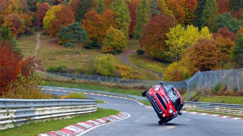 Nuremberg Track Record by This Mini The Whole Nurburgring Nordschleife On