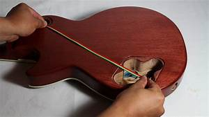 Diy Les Paul Guitar Kit  Part 6  How To Wire Pickups