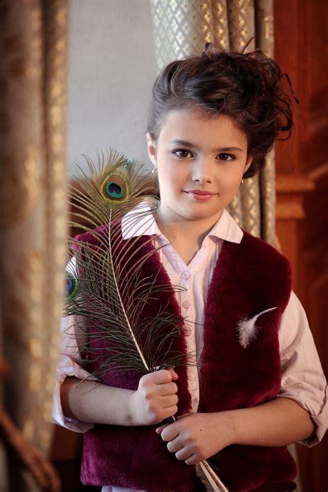fashion kids модели елизавета федерякина