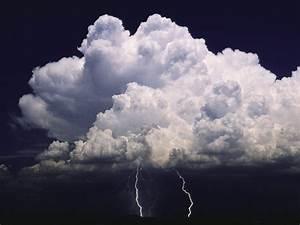Nature: Lightning Storm, Pima County, Arizona, picture nr ...