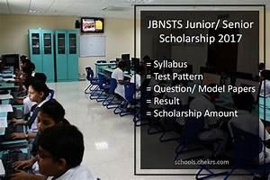 Jbnsts Junior   Senior Scholarship Syllabus 2020