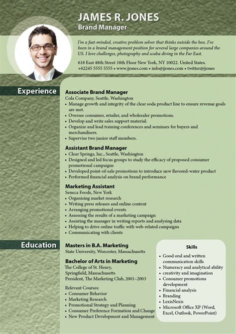 free indesign templates textured resume designs to get