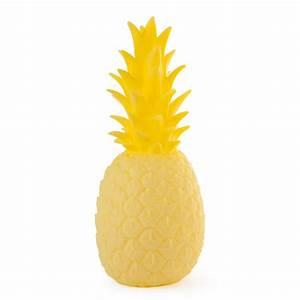Ananas Deco Blanc : lampe veilleuse ananas jaune goodnight light pour chambre enfant les enfants du design ~ Teatrodelosmanantiales.com Idées de Décoration