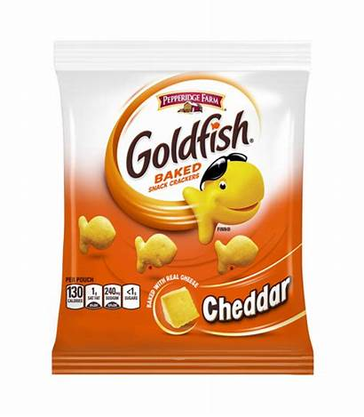Goldfish Crackers Cheese Cheddar Pepperidge Farm 5oz