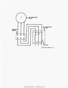Air Compressor Wiring Diagram Practical Air Compressor
