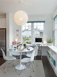 18, Creative, And, Functional, Small-space, Dining, Room, Design, Ideas