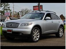 2003 Infiniti Fx45 Photos, Informations, Articles