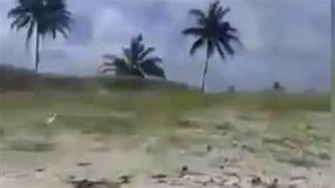 Naked Couple Filmed Having Sex On Beach In Full View Of