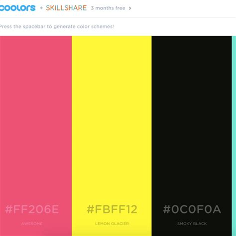 3 color combinations 4 amazing color palette tools i use to design every day