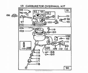 Briggs And Stratton Carb Linkage Diagram