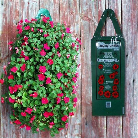 hanging garden flower bag hanging garden flower garden