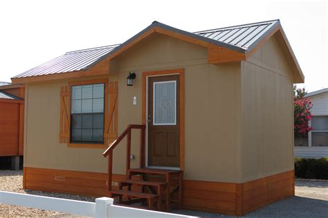 cottage mobile homes recreational resort cottages and cabins rockwall tx 75087