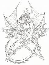 Wiccan Pentagram Pentacle Wicca Handfasting Designlooter Mandalas Drus Lht6 sketch template