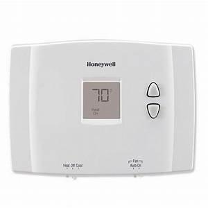 Honeywell Thermostat Battery Replacement Instructions Yukon