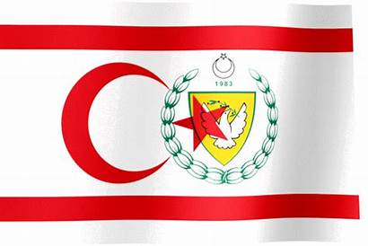 Cyprus Flag Northern Arms Coat Turkish Flags