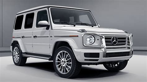Nothing that mercedes develops looks remotely close to the 2011 jeep gc. 2020 G 550 SUV | Mercedes-Benz USA