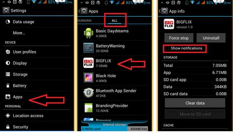 how to block apps on android learn new things how to turn disable notification in