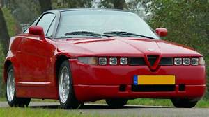 Alfa Romeo Sz : 1990 alfa romeo sz sprint zagato hd photo video with stereo engine sounds youtube ~ Gottalentnigeria.com Avis de Voitures
