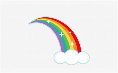 Rainbow Pastel Clipart Watercolor Half Inspiration Clip