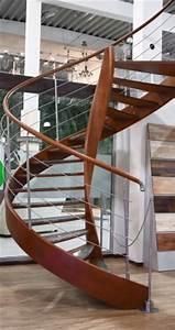 Escalier Colimaçon Beton : escalier colima on bois ~ Melissatoandfro.com Idées de Décoration