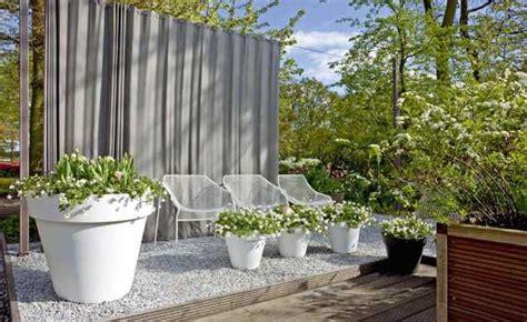 Sichtschutz Im Garten  Medienservice Architektur Und