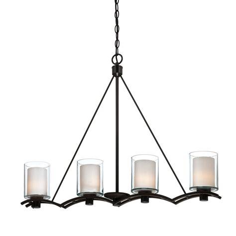 rubbed bronze kitchen lighting shop artcraft lighting andover 4 25 in w 4 light