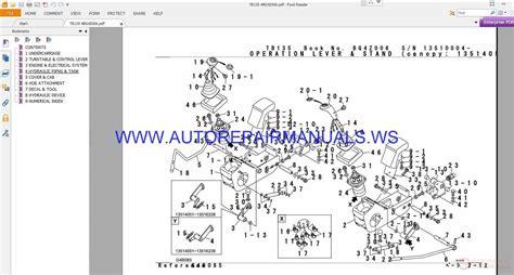 takeuchi tb parts manual bgz auto repair manual